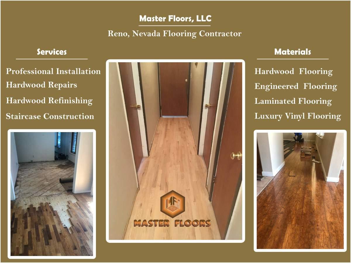 Master Floors sample work